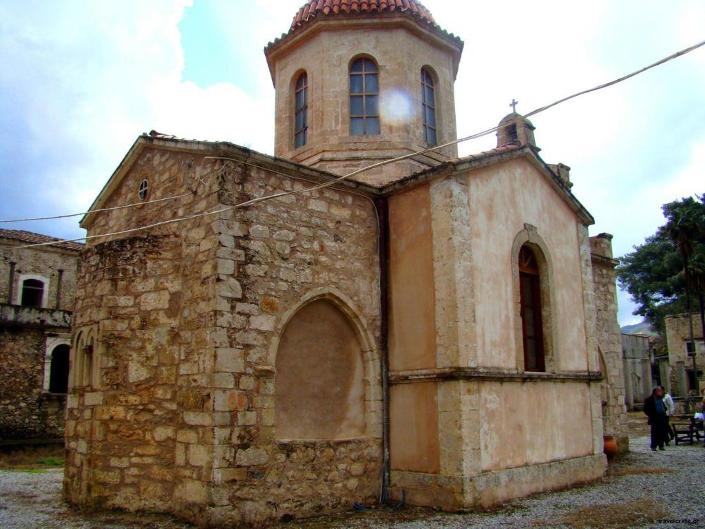Monastery of Asomaton