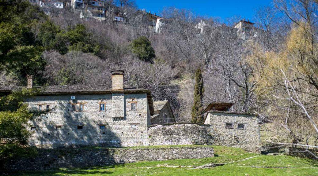 Monastery of Agios Nikolaos – Zaros