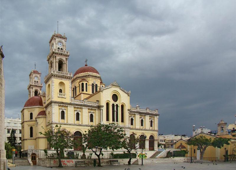 Agios Minas Church - Heraklion (Saint Minas)