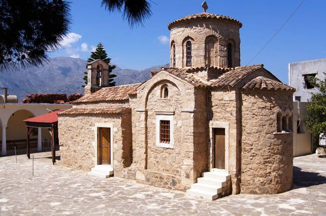 Antifonitria Monastery