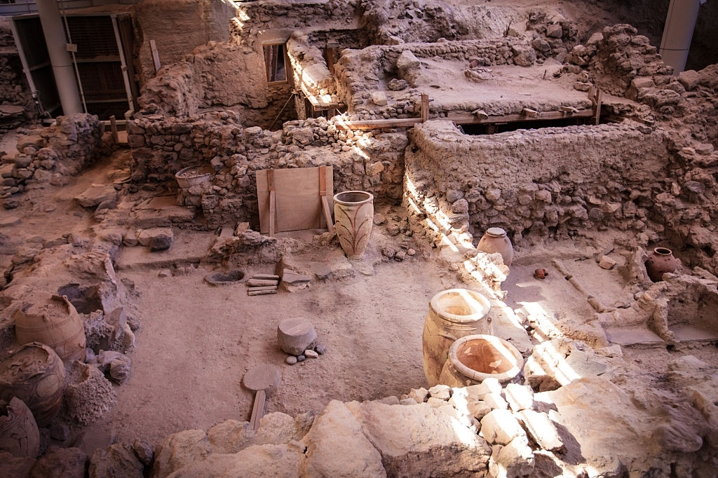 Archaeological Sites of Crete