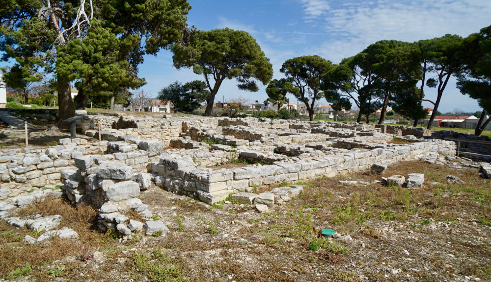 Archaeological site of Tylissos