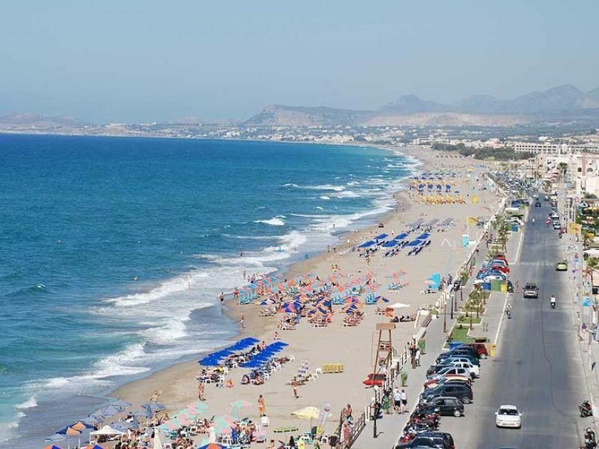 Beaches in Rethymno