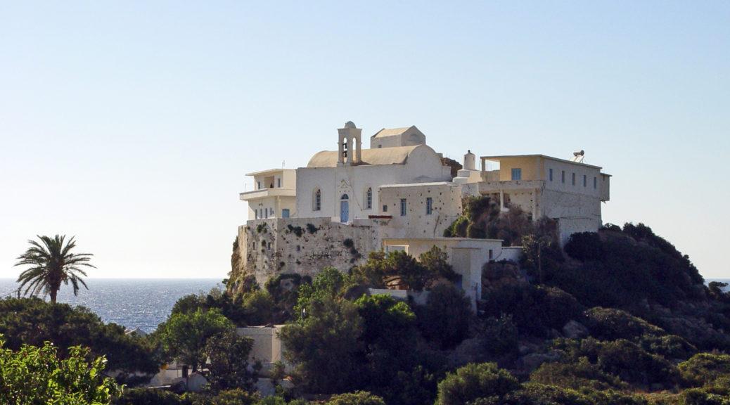 Chrysoskalitissa Monastery - Chania
