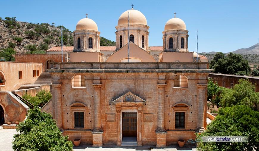 Ecclesiastical Museum of Tzagarolon Monastery