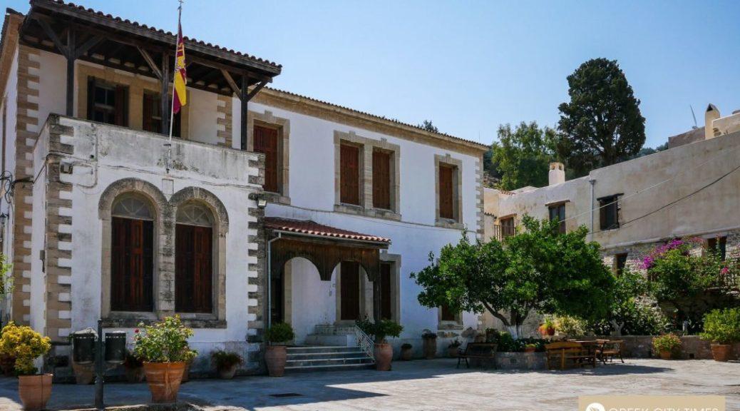 Epanosifis Monastery