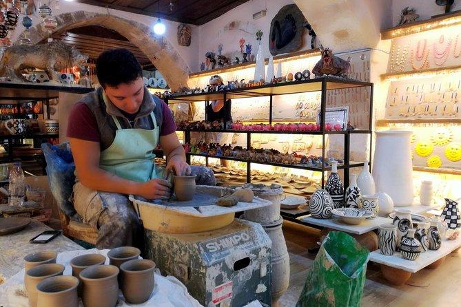 Keramos Pottery Workshop - Fodele