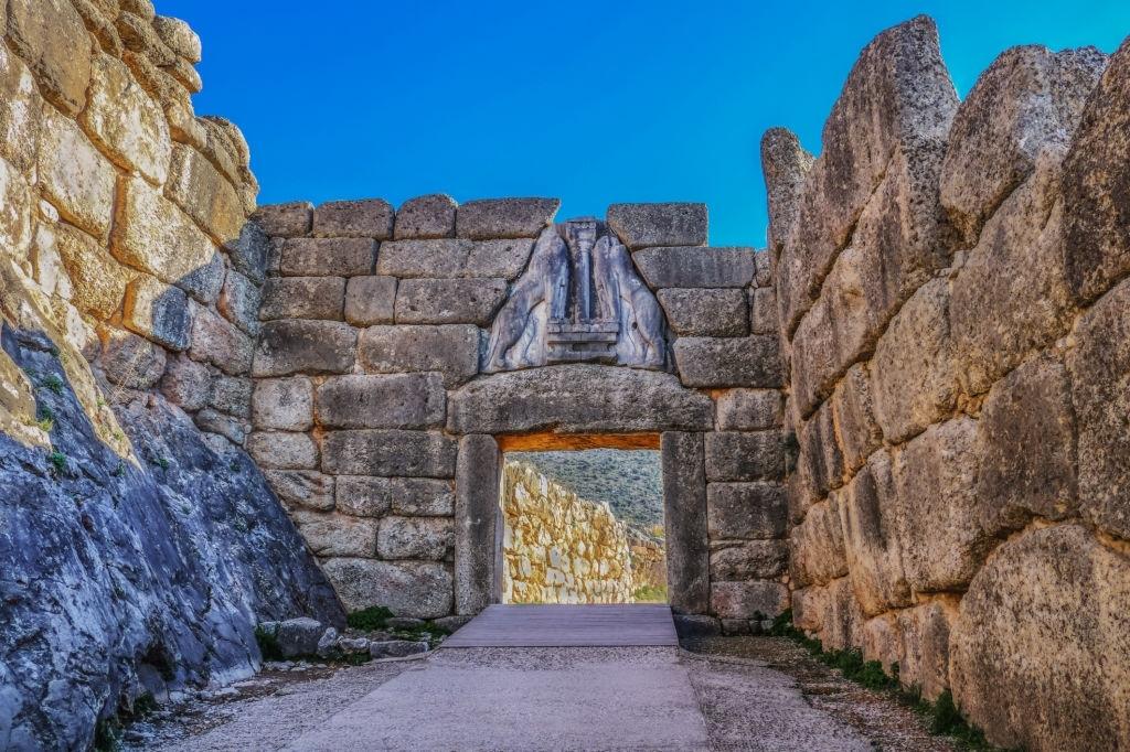 Minoan villa of Vathypetro