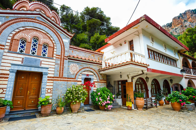Monastery of Agios Georgios - Selinari