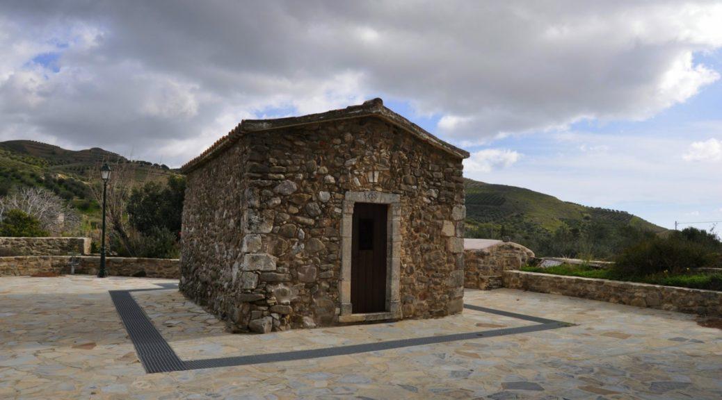 Old Monasteries in Viannos