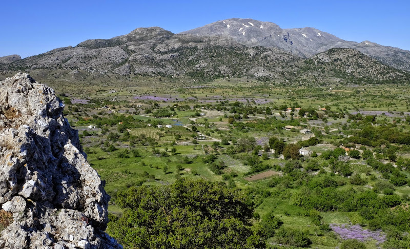 Plateau of Katharo