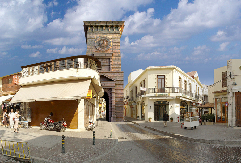 The Clock Tower - Rethymno