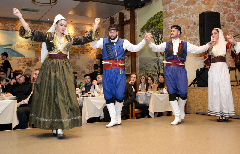 Traditional Cretan Dances