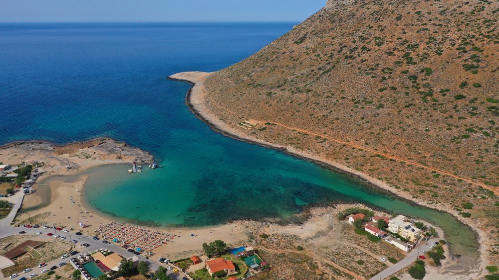 Stavros Beach Akrotiri