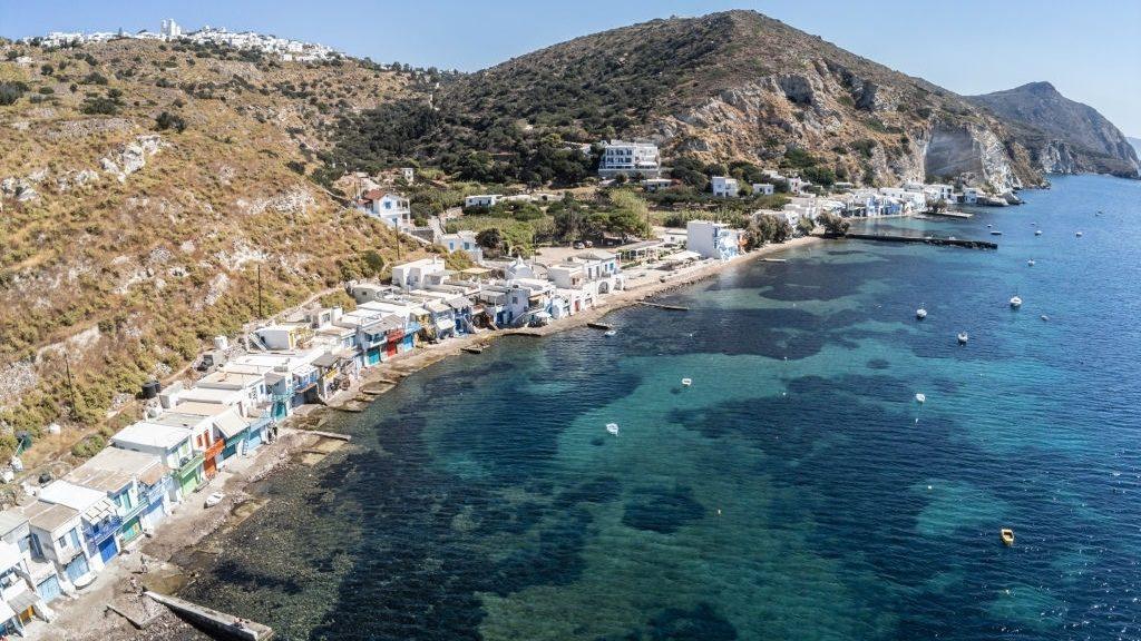 Agios Antonios & Trypiti Beach