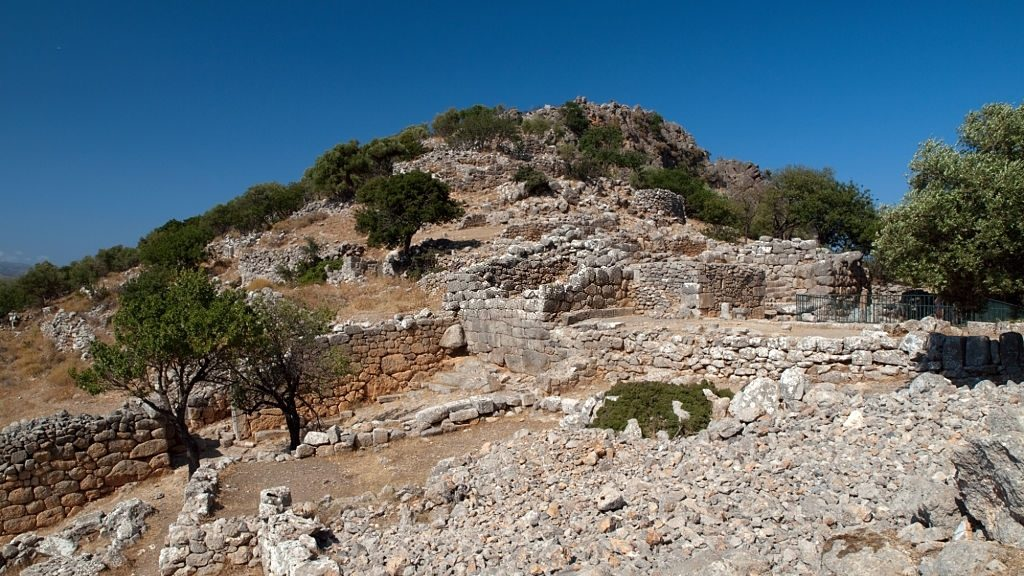 Ancient city Lato