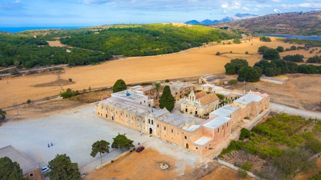 Ancient Lyttos Crete