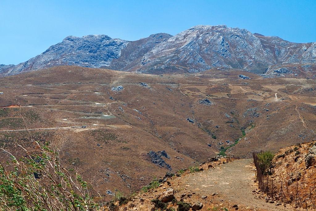 Asterousia mountain