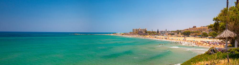 Kokkini Hani Beach