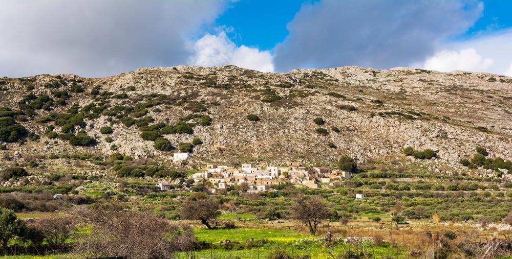 Hametoulo gorge