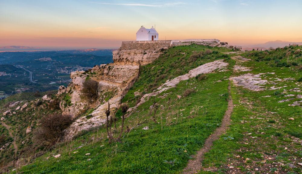 Ancient Rizinia Crete