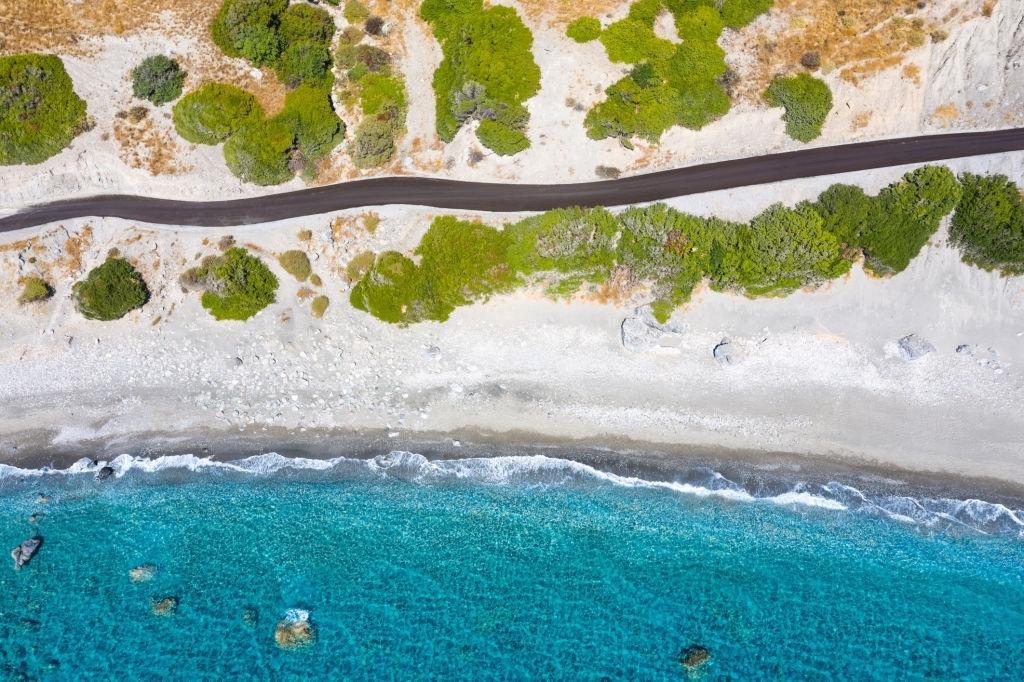 south Rethymno coast