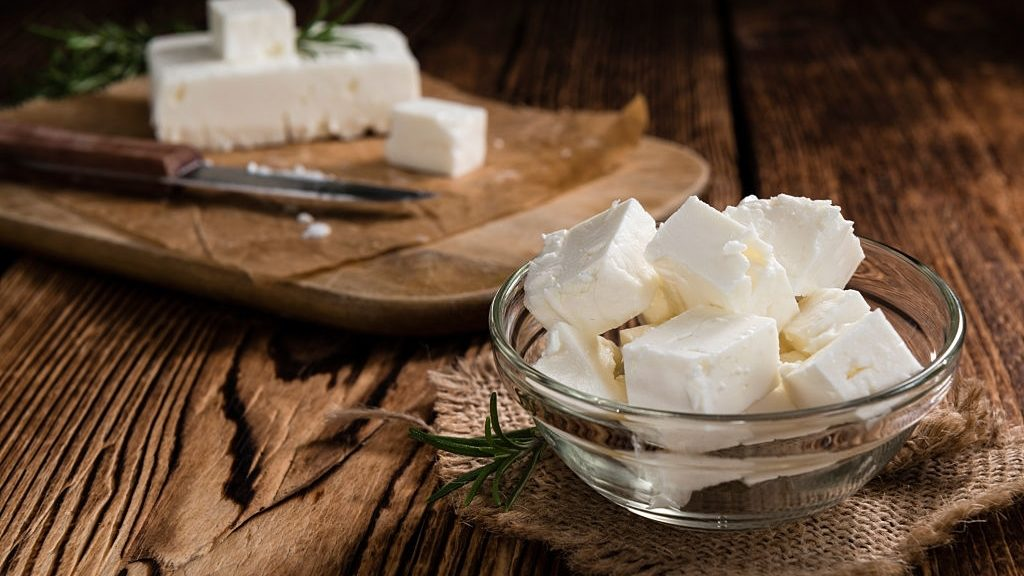 Cretan Feta Cheese