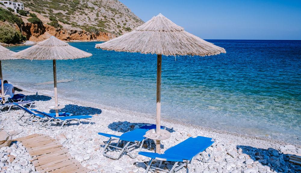 Plaka Beach – Spinalonga