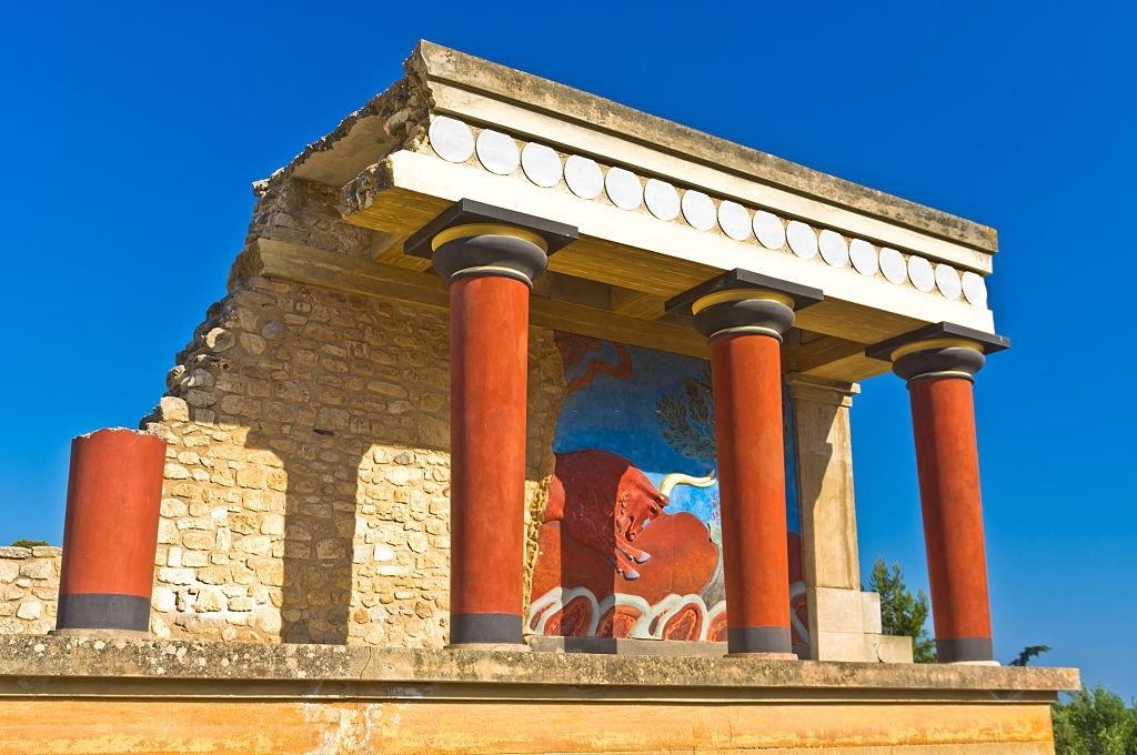Heraklion, island of Crete, Greece