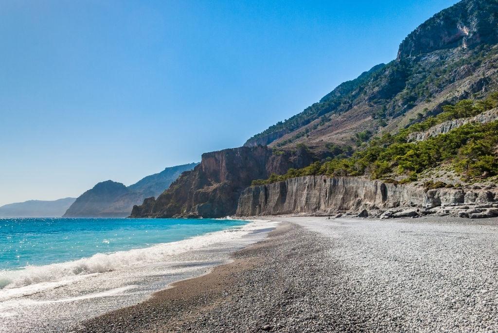 Domata, Fournoti & Kalogeros Beaches