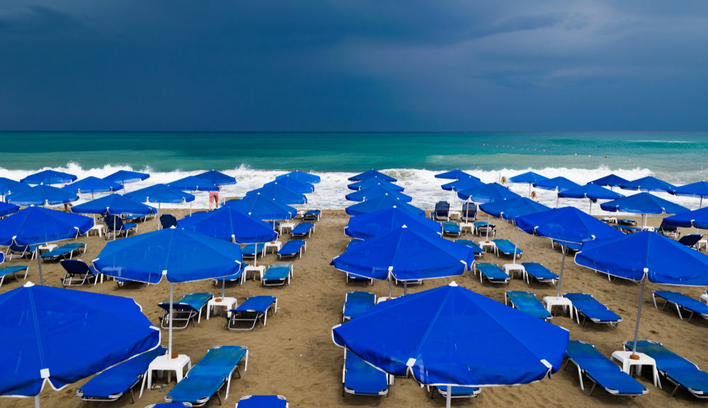 Rethymno Main Beach