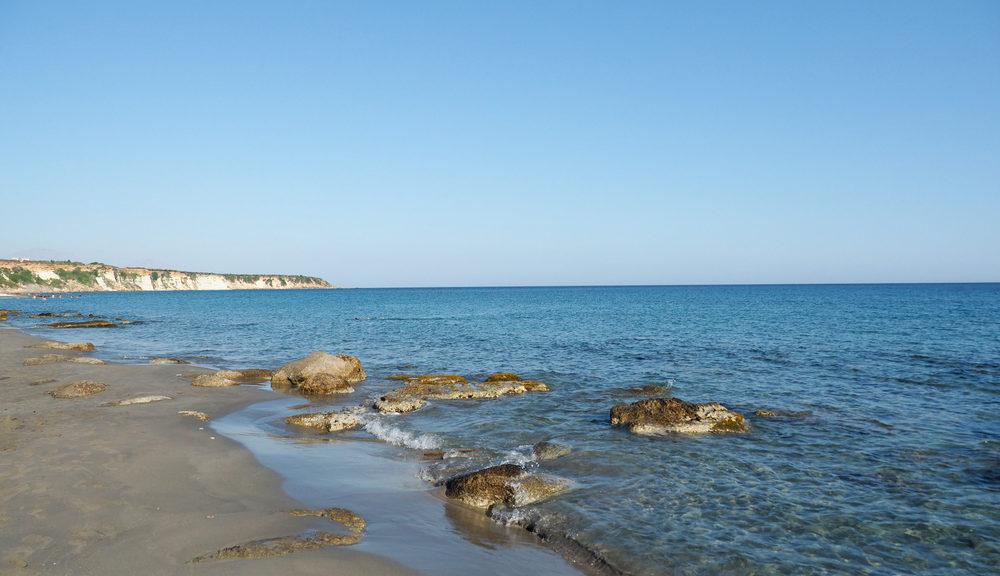 Orthi Ammos Beach