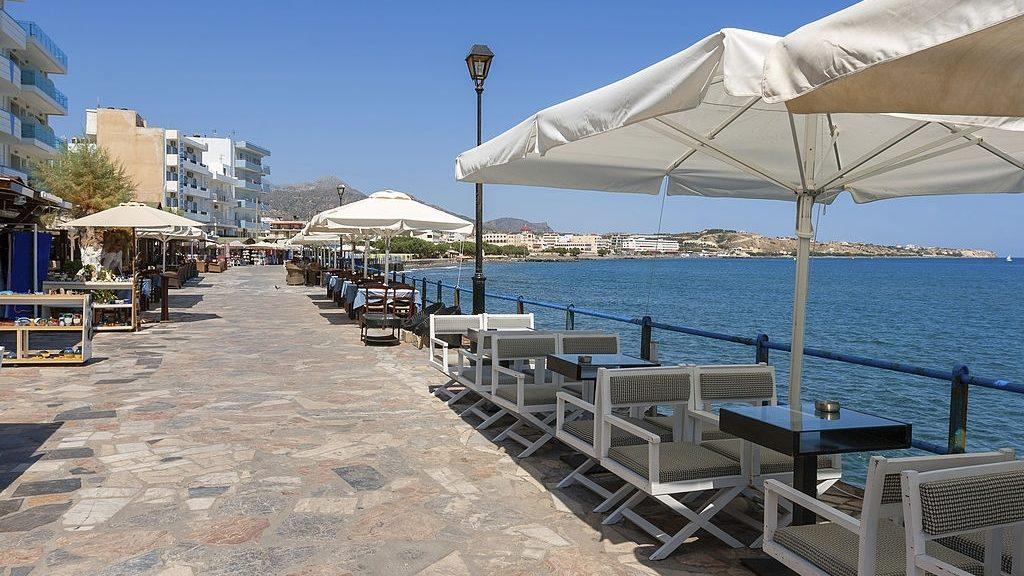 Promenade in Ierapetra