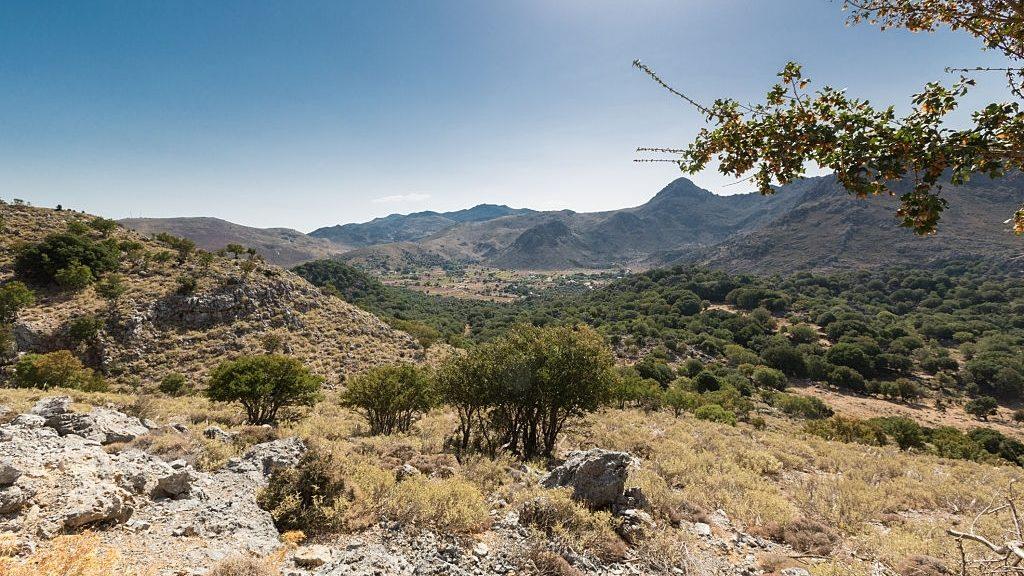 Plateau of Kallikratis