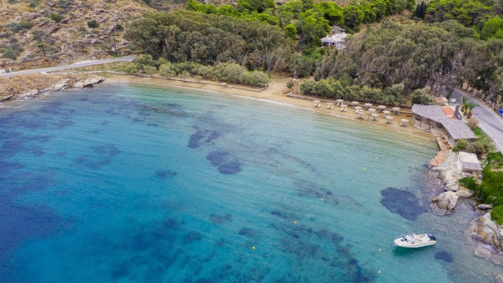 Anydri & Gialiskari Beach
