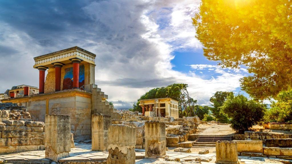 Knoss palace