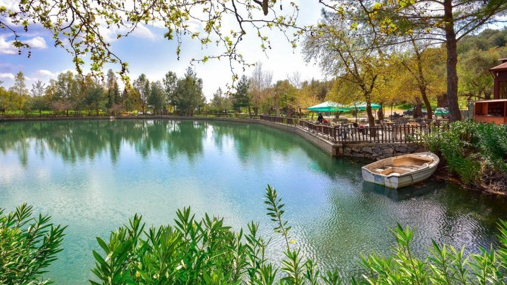 Lake of Zaros