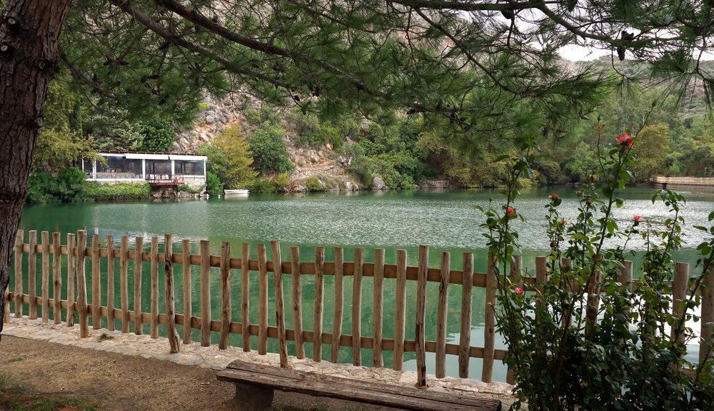 Lake Votomos – River Koutsoulidis
