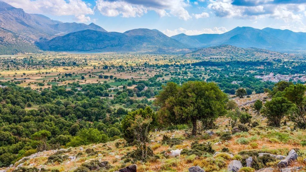 Mount Dicte Crete – Lassithi