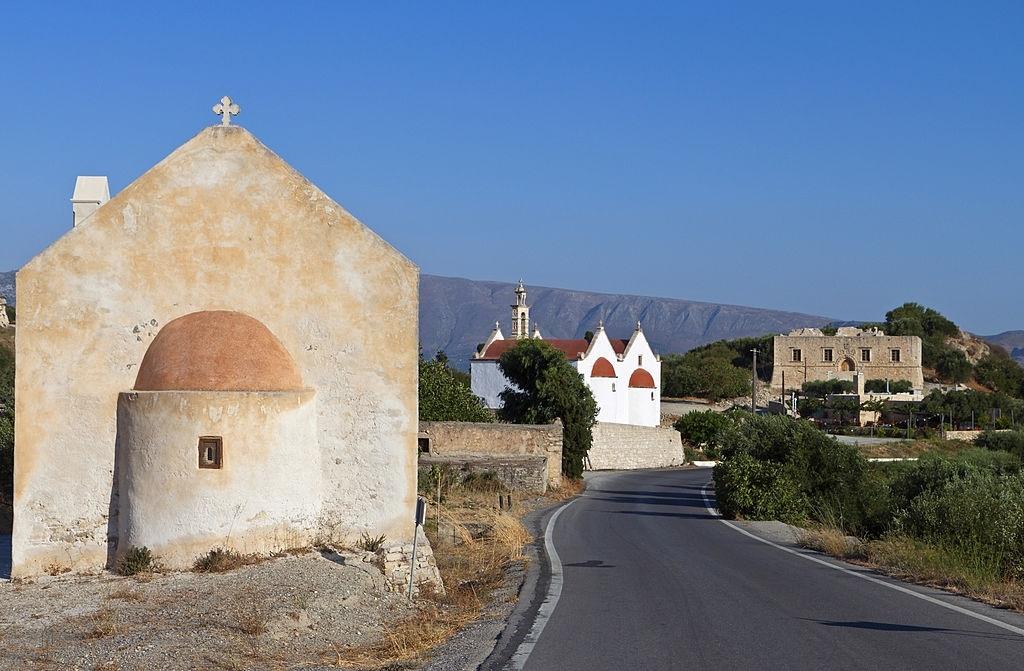 Etia Village in Lefki