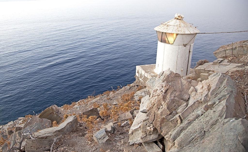 Lighthouse at Crete, Palermo