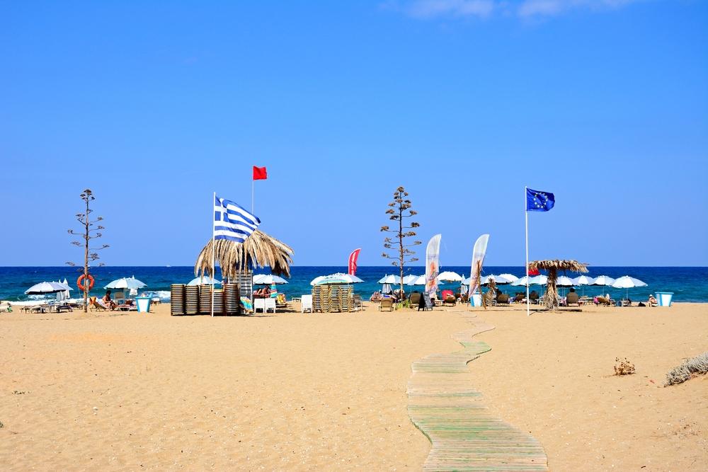 Potamos Beach Malia