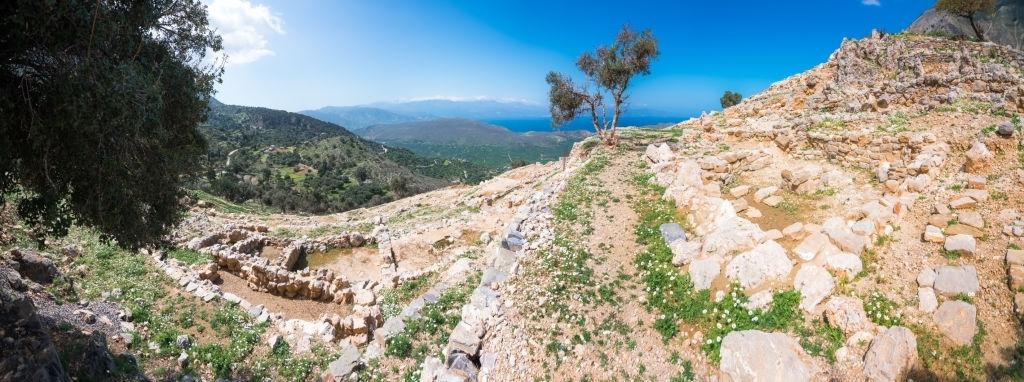 Antiquities of Makri Gialos (Makrigialos)