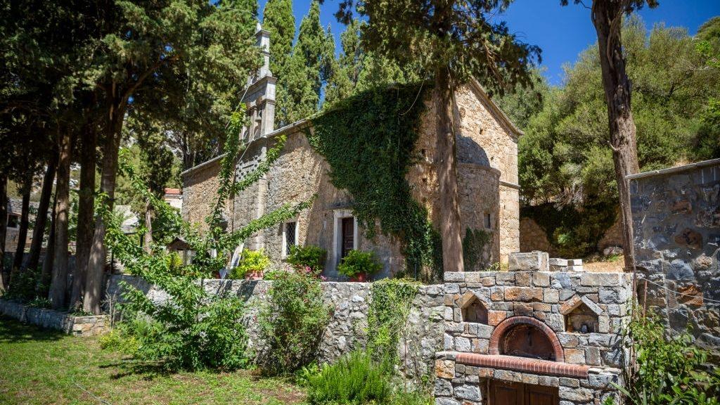 Monastery of Mother Mary Vidiani
