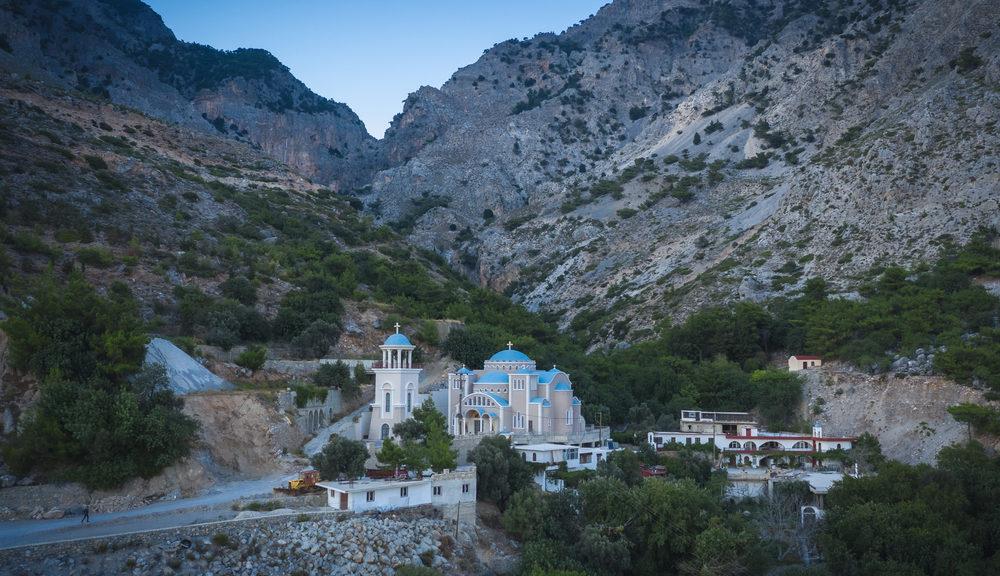 Agios Nikolaos Gorge – Crete