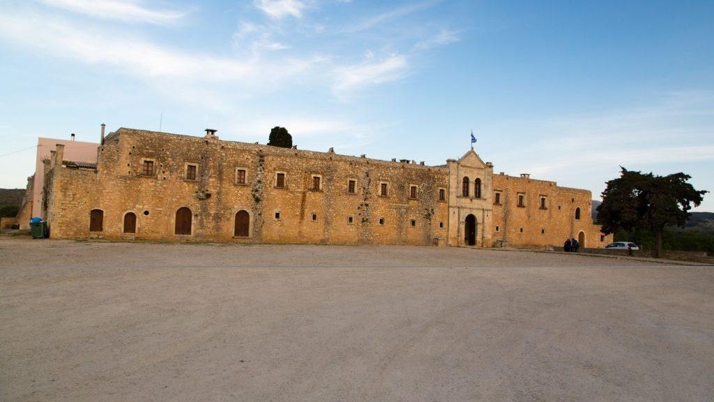 Moni Arkadi Monastery