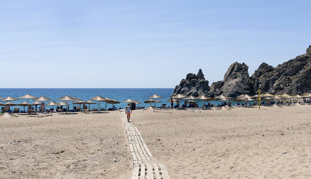 Pachia Ammos Beach