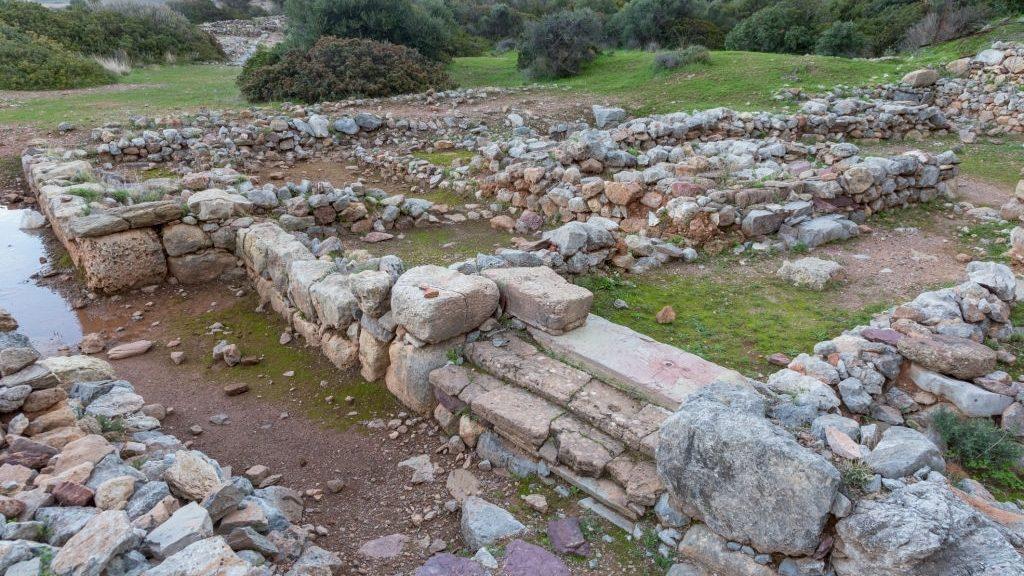 Palekastro Ruins