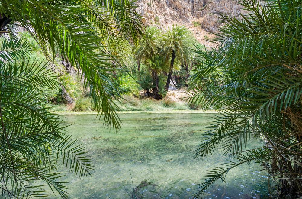 Preveli Lake