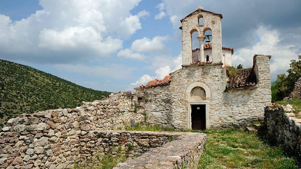 Panagia Faneromeni Monastery